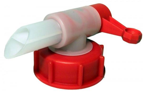 Zapfhahn für MetKanister 10 Liter