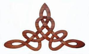 Wandrelief - Keltischer Knoten - ws20