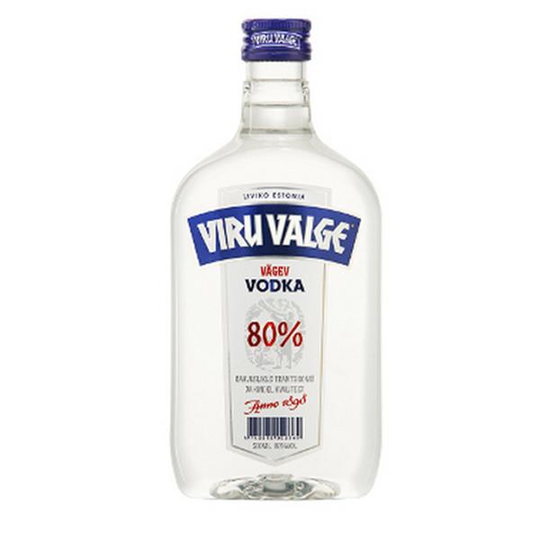 Viru Valge Vägev 80% - 500 ml (PET)
