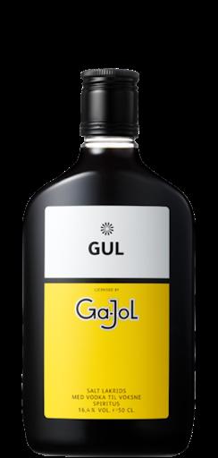 Ga-Jol - Salt Lakritz Likör - 0,5 l - 16,4 %