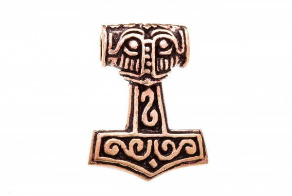 Thorshammer Bronze 2.4 cm - atb29-2