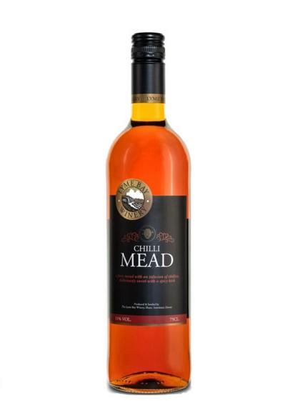 Lyme Bay Winery – Chilli Mead 0,75L 11% Vol. - Chili Met / Honigwein