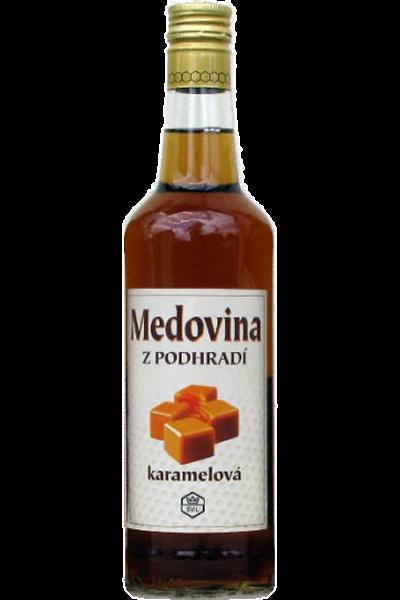 Met Karamell aus Tschechien lieblich - 0,5 l - 14 %
