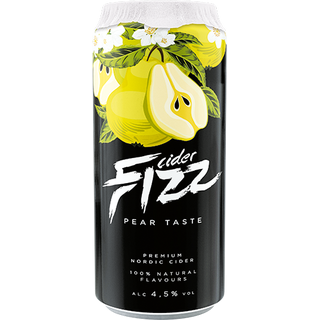 Fizz Pear (Birnen) Cider - 4,5% - 500ml Dose