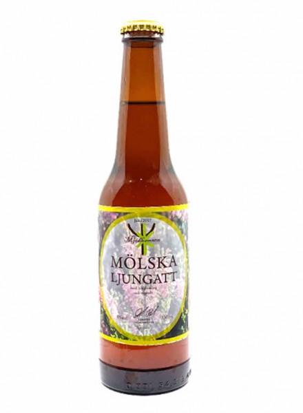 Mjödhamnen – Mölska Ljungatt - Schwedisches Honigbier - 0,33L - 8% Vol.