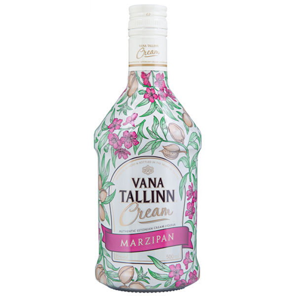 Vana Tallinn Marzipan Cream - 16% - 500ml