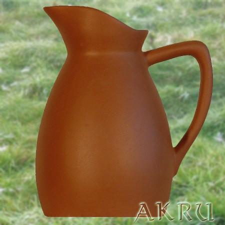 Weinkrug - 1,0 Liter - Form FR - natur