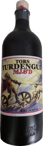 Tors Turdengud Mjød - Thors Donnergott Met - 21,5 % - 0,75 l Tonflasche