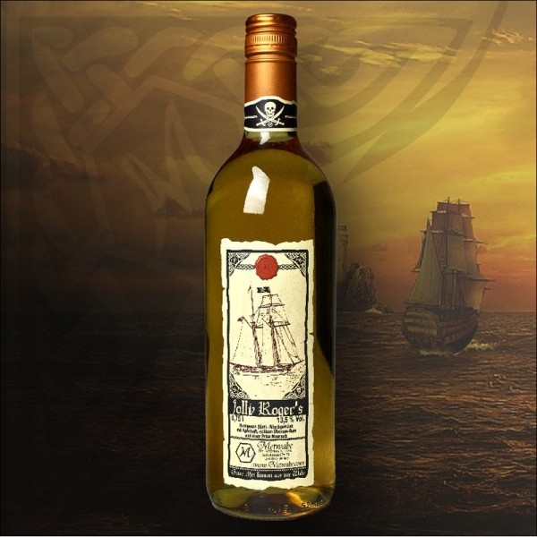"Met - Jolly Roger's ""Apfel & Rum"" - 0,75l - 13,5%vol"
