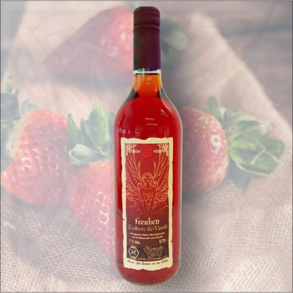 FEENLIED Erdbeere & Vanille - 0,75l - 7% vol