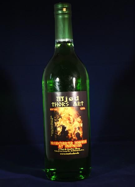 Thors Met - Met mit Hanfaroma - 10,0 % - 0,75 Liter
