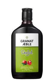 Ga-Jol - Granatapfel - Lakritz Likör - 0,5 l - 16,4 %