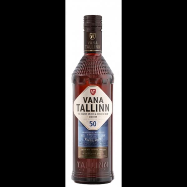 Vana Tallinn Likör 50% - 500 ml - die stärkste Variante