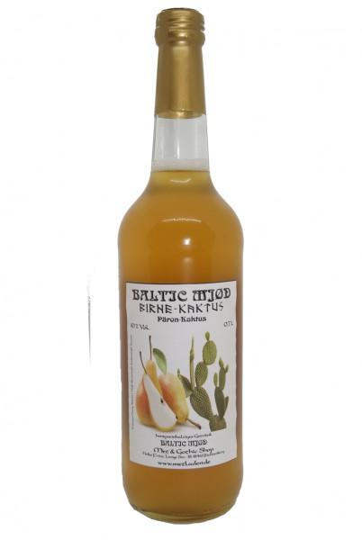 Met mit Birne-Kaktus Geschmack - Baltic Mjød - 0,7 l