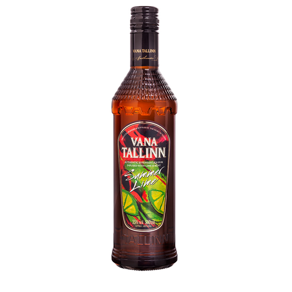 Vana Tallinn Summer Lime Likör 35% - 500ml