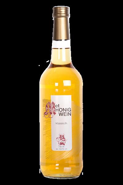 Met klassisch - lieblicher Honigwein - 0,7l Fl. - 11 %