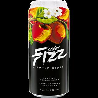 Fizz Apple (Apfel) Cider - 4,5% - 500ml Dose