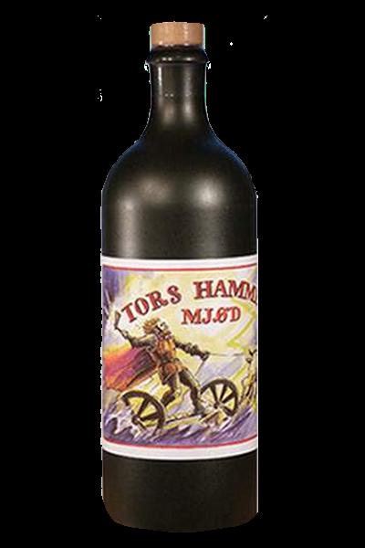 Thors Hammer Mjød - Dänischer Met - 21,5 % - 0,75 l Tonflasche