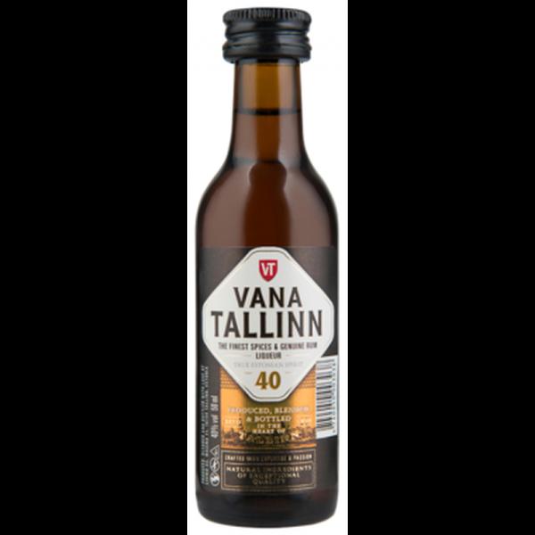Vana Tallinn Likör Mini 40% - 50 ml