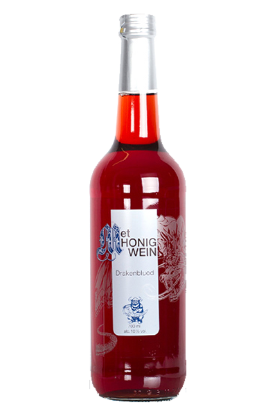 Drakenbluod, Mead with cherry juice and ginger - 0.7 l - 10%