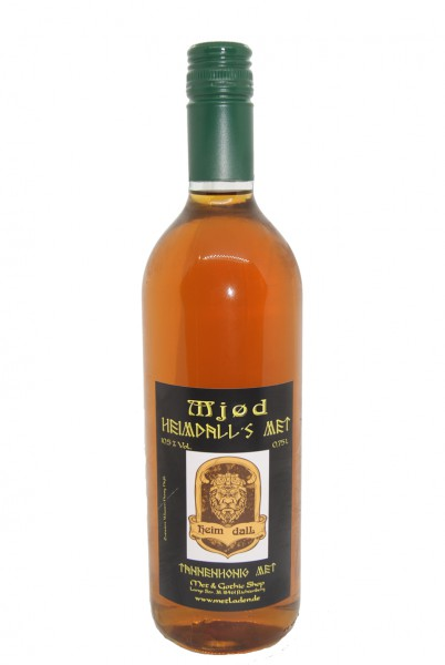 Heimdalls Mjød - Tannenhonig-Met 10,5 % 0,75 Liter