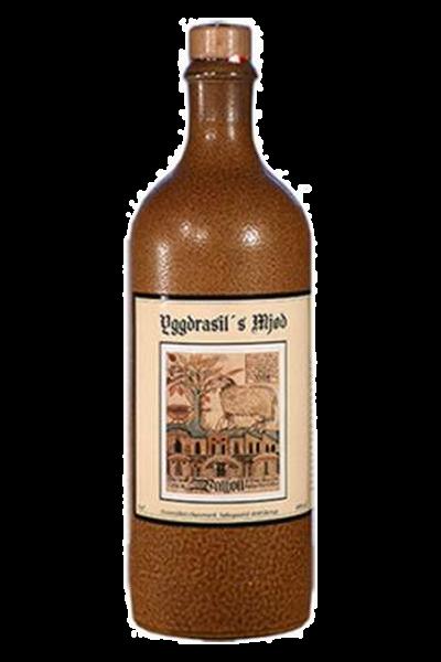 Yggdrasil´s Mjød - Dänischer Met - 18 % - 0,75 l Tonflasche