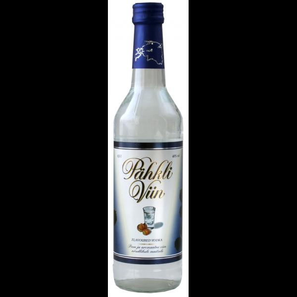 Pähkli Viin (Nussvodka) - 40% - 500 ml