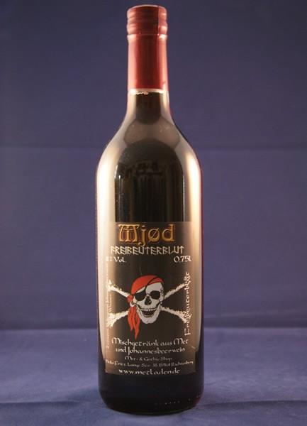 Freibeuterblut - Wein-Mischgetränk - 11,0 % - 0,75 Liter