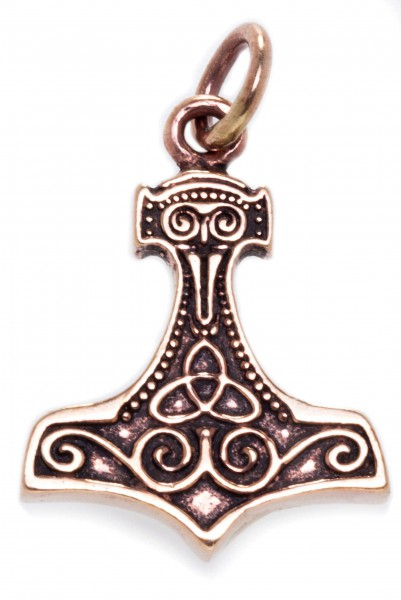 Thorshammer Bronze 3 cm - atb37