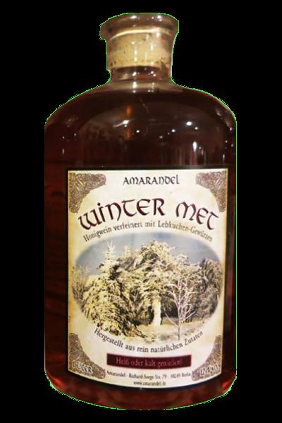 Wintermet von Amarandel - 1 Liter - alc. 12 % Vol.