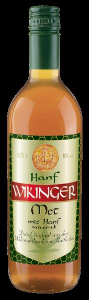 Hanf Wikinger Met 0,75l Glasflasche 10% vol