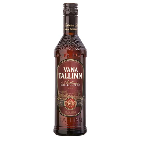 Vana Tallinn Likör 45% - 500 ml - die stärkere Variante