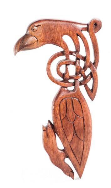 Wandrelief - Keltischer Rabe - ws163