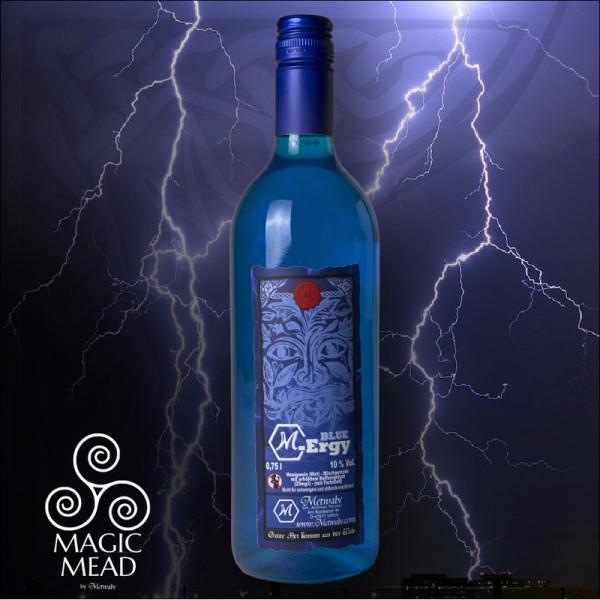 Met - Blue M-ergy - 0,75l - 10 % vol