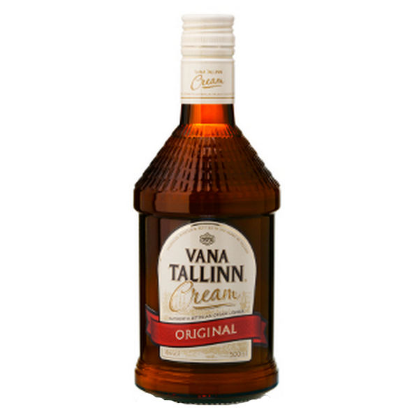 Vana Tallinn Original Cream Liqueur 16% - 500 ml