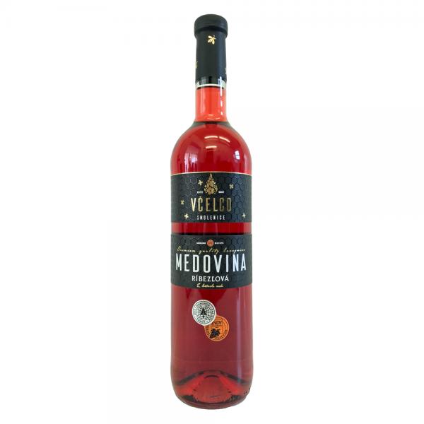 MEDOVINA – Ribezlova 0,75L - Johannisbeer Met - 13% Vol.