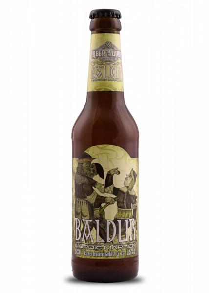 Baldur - Nordic Märzen 0,33l - Beer of the Gods