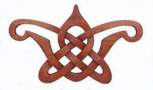 Wandrelief - Keltischer Liebesknoten - ws6