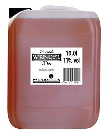 Original Wikinger-Met im Kanister - 10Liter - alc.11%Vol.