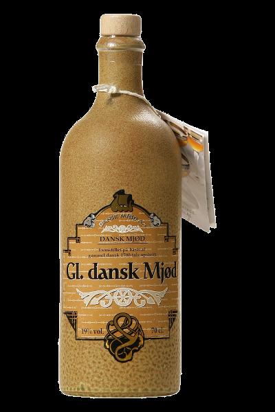 GL. DANSK MJØD - Dänischer Met, 19 %, 0,7 Liter