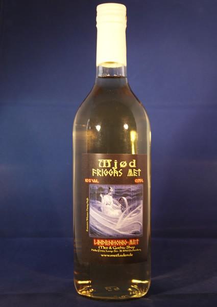 Friggas Mjød - Lindenhonig-Met 10 % - 0,75 Liter