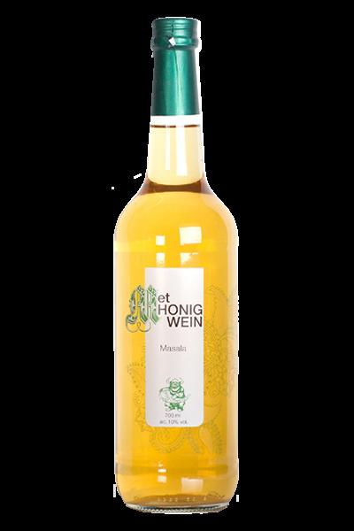 Met Masala - Honigwein mit Gewürzen - 0,7 l - 11 %