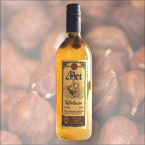 Met / Honigwein mit Haselnüssen - 0,75l - 11%vol