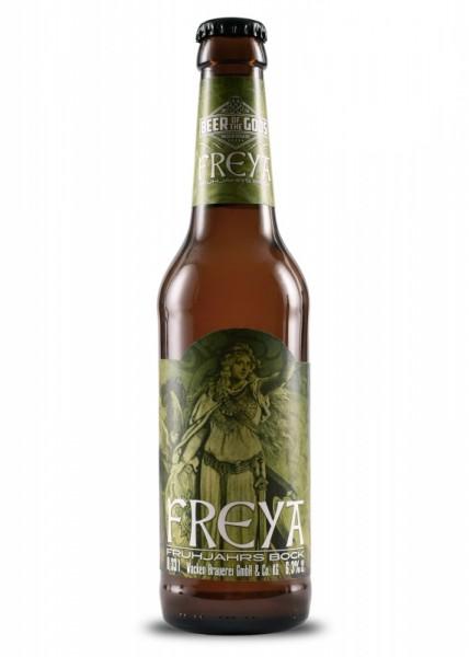 Freya - Frühjahrsbock - 0,33l Flasche - Beer of the Gods