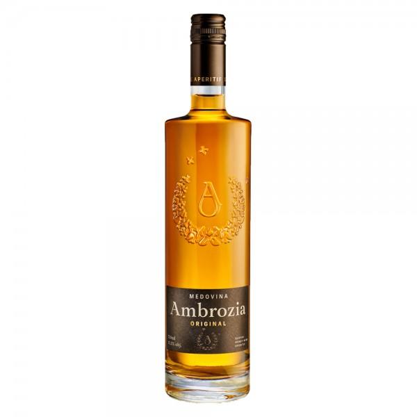 Ambrozia – Original - 0,75L -  13,5% Vol. -slowakischer Met Honigwein