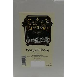 Höögvein Reval Glögg - Glühwein - 14% - 5,0 L BiB