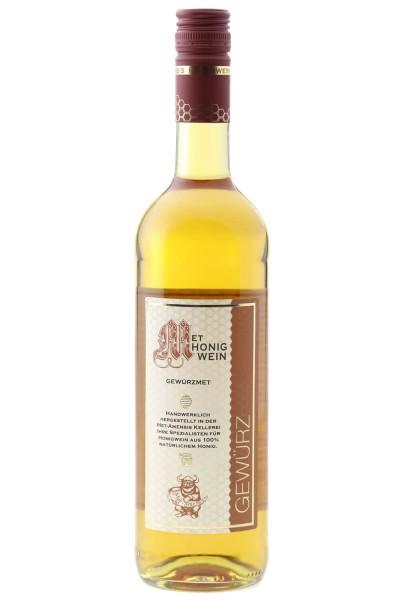 Gewürz Met - Honigwein mit Gewürzen - 0,75 l - 11 %