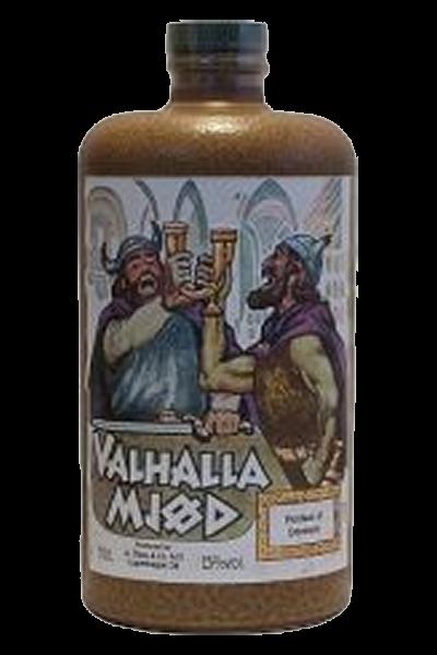 Valhalla Mjød - Dänischer Met - 0,70 Liter - 15 %