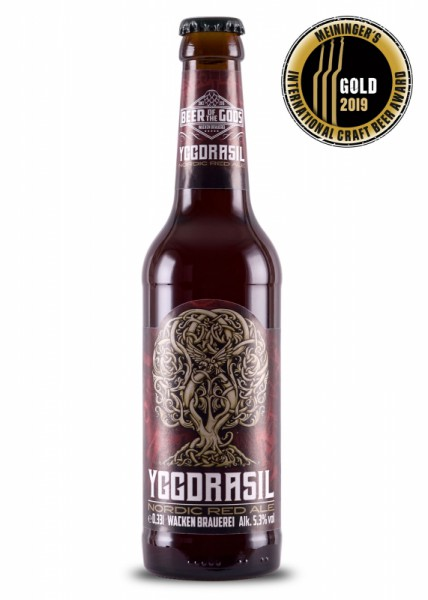 Yggdrasil - Nordic Red Ale 0,33l - Beer of the Gods