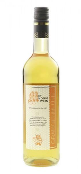 Met Orangenblüte - Honigwein aus Orangenblütenhonig, 11% vol., Flasche - 0,75l